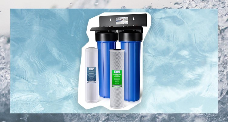 Filtered water is worth the money. Even a cheap water filter can remove lead and chlorine from tap water. Here are the best water filters.