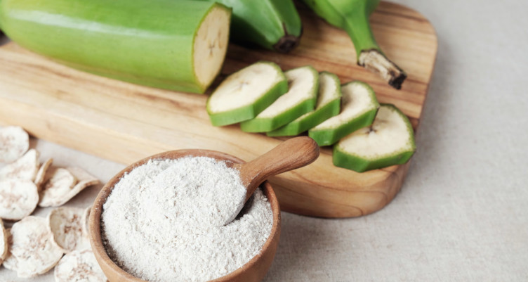 Resistant starch to supplement dietary fiber