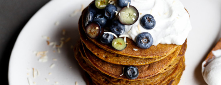 Get breakfast without brain fog: These recipes for gluten-free pancakes swap out the white flour so you can feel good all morning long.