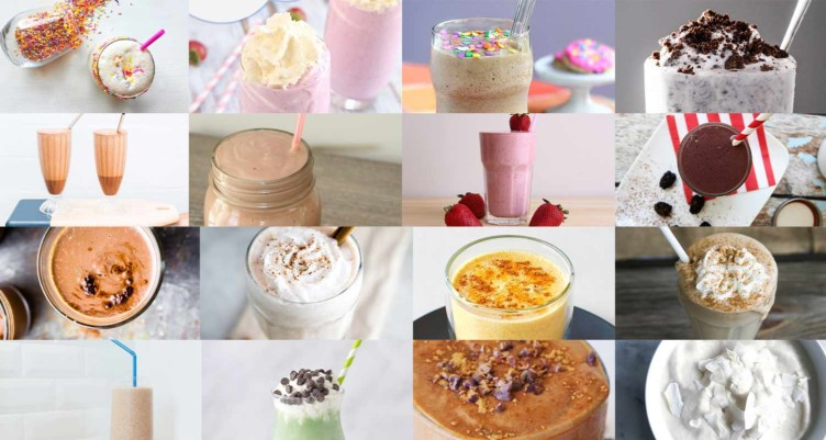 16 Diner-Worthy Keto Shake Recipes With Zero Added Sugar