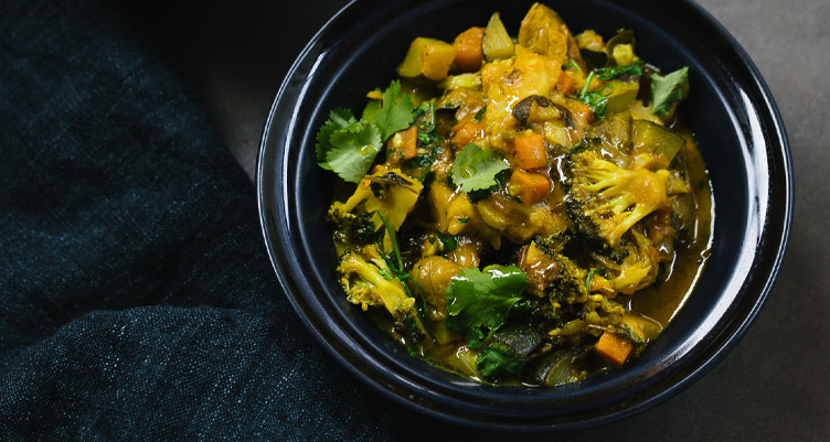 Easy 30-Minute Vegetarian Curry